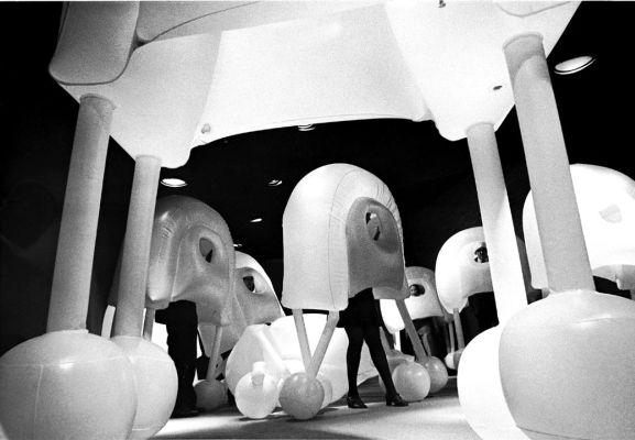 Musee de Art Contemporain Montreal, 1971