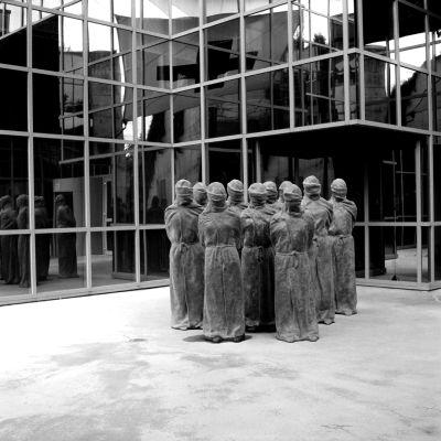 Die Versteinerten, 1979, Red Cross Museum Genf
